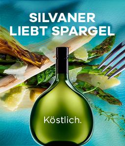 Spargel liebt Silvaner | Franken - Silvaner Heimat seit 1659