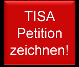Prof. Buchner TISA-Petition zeichnen