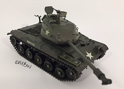 M41 Walker Bulldog Tamiya 1:35