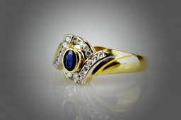Ring Goldring Juweleir