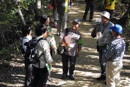 自然観察指導員講習会