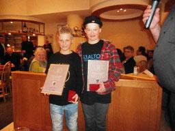 Bjarne Schedler und Matthias Kaufmann