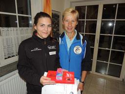 4. Platz für Wieser Claudia