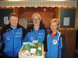4. Platz: 1.EV Stattersdorf mit Kerschner Claus und Baumgartner Karl