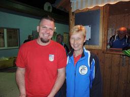 9. Platz: ESK Langenlebarn 2 mit Egretsberger Bernhard und Zofall Michi