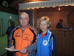 7. Platz: ESV Rabenstein mit Ablasser Erwin und Hörmann Bernhard