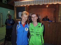 8. Platz: BEV Grünbach mit Vorisek Reingard und Vorisek Anton