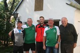 8. Platz ESV Hochart-Pinggau