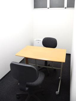 コワーキングスペース大津 2階3.打合せ・会議スペース