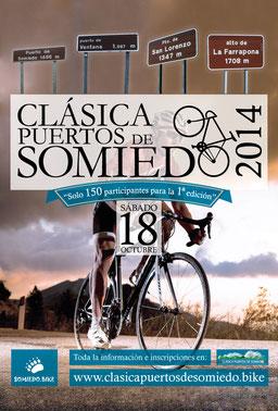 I CLASICA DE LOS PUERTOS - Somiedo, 18-10-2014