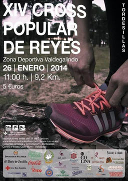 Cross Reyes Tordesillas