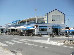 Le bar restaurant La Gaieté, La Cotinière Oléron