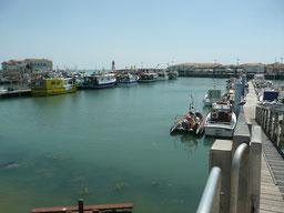 Les bateaux de pêche, la cotiniere, Oleron