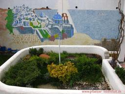 Schildkröten Griechenland Gemälde Wand