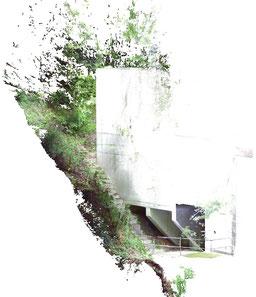 Seelisbergtunnel Portal Süd, Umgebungsscan