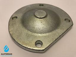 Gaszähler Überströmkappe G25