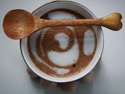 Einfach! Küche! Bananen Kaffee Smoothie