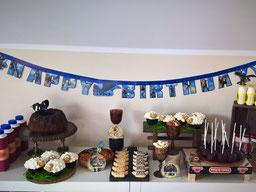 Einfach! Küche! Geburtstags Sweet Table