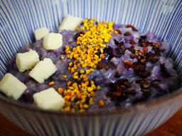 Einfach! Küche! FrühstücksPorridge in a bowl