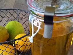 Einfach! Küche! Zitronenöl