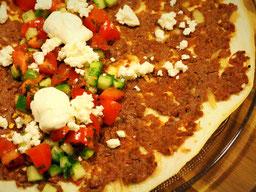 Einfach! Küche! Libanese Wraps