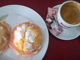 Einfach! Küche! Kaffeeduft in Portugal - Frühstück