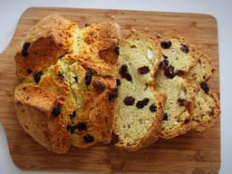 Einfach! Küche! Irish Soda Bread - das Brot der grünen Insel - #Verwandschaftzumvernaschen