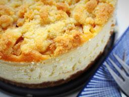 Einfach! Küche! Bratapfel Käse Kuchen