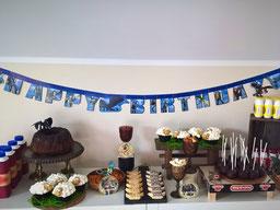 Einfach! Küche! sweet table