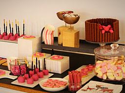 Einfach! Küche! sweet table zum 18. - eine Sauerei