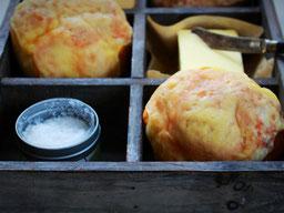 Einfach! Küche! Käsebrötchen zum Frühstück