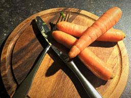 Einfach! Küche! Karotten