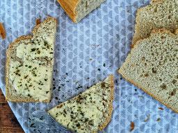 die Essklasse - Dinkelvollkorn Brot - zack zack Brot