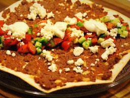 Einfacch! Küche! Libanese Wraps wie in London