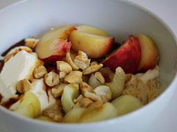 Einfach! Küche! Porridge griechische Art