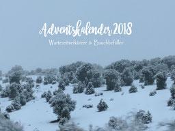 Einfach! Küche! Adventskalender 2018