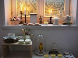 Einfach! Küche! sweet table zum Geburtstag *for me*