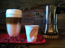 Einfach! Küche! Espresso - Latte Macchiato