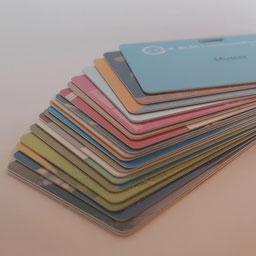 Plastikkarten Chipkarten Magnetkarten RFID Karten Offsetdruck Digitaldruck