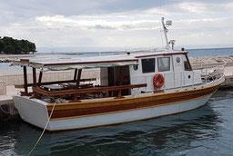 MAG Seefahrtschule FAQ Definitionen Boote Motorboote Ausflugsboote Taxiboote Wasserfahrzeuge Bestimmungen