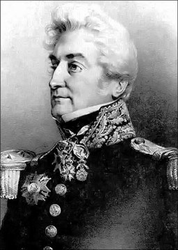 Général Joseph Lagrange, commandant la 21ème division d'infanterie
