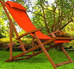 sdraio +prendisole +legno +giardino