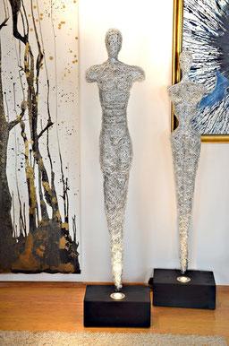 Artus male sculpture