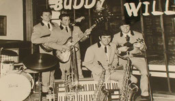 Buddy Will und Band , 1981