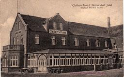 Claaßens Hotel, -heute Achterdiek - 1923