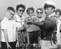 Wattführer ALFRED Behring  , Anfang der 1960iger