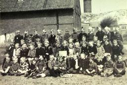 Einschulung 1947
