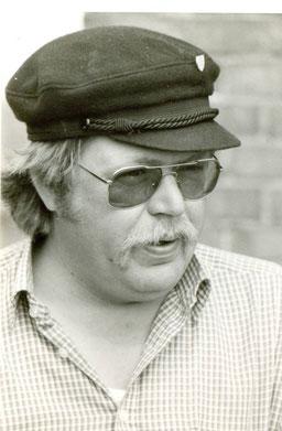 Klaus Janssen-Visser , 01.03.1956 - 06.05.2017