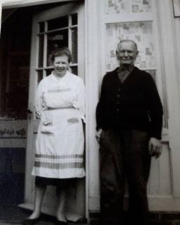 Julius Breeden und Frau