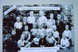 Klassenfahrt 1941 nach Salzburg